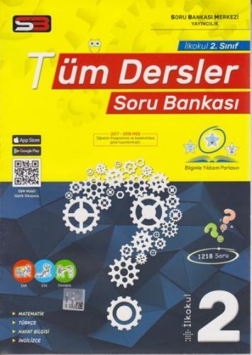 2. Sınıf Tüm Dersler Soru Bankası - Soru Bankası Merkezi