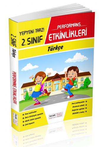 İnovasyon 2. Sınıf Türkçe Performans Etkinlikleri İncek Serisi
