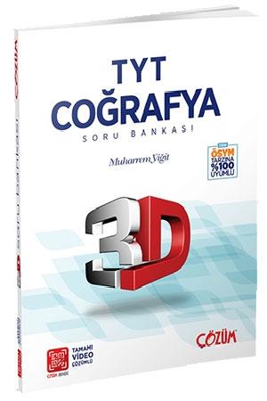 Çözüm TYT 3D Coğrafya Tamamı Video Çözümlü Soru Bankası