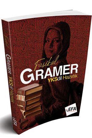Benim Hocam Fasikül Gramer YKSDİL Hazırlık Kitabı (EFA Serisi)