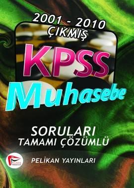 2001 - 2010 Çıkmış KPSS Muhasebe Soruları ve Çözümleri