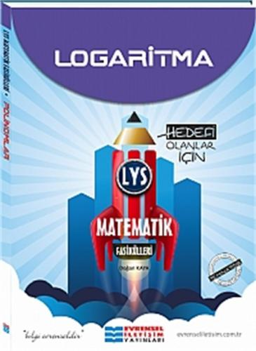Evrensel İletişim Matematik Fasikülleri Logaritma