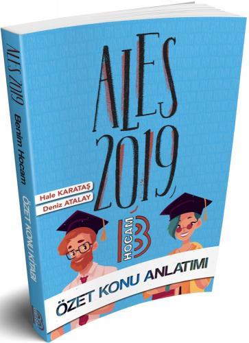 Benim Hocam ALES Özet Konu Anlatımı 2019