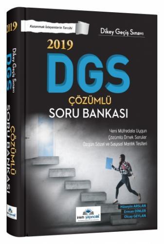 İrem DGS Tamamı Çözümlü Soru Bankası 2019