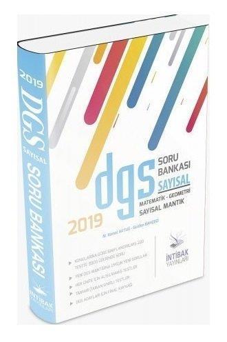 İntibak DGS Sayısal Soru Bankası 2019