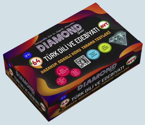 Gür Yayınları AYT Türk Dili ve Edebiyatı Diamond 8 li Konu Tarama Test