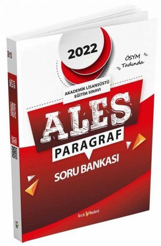 Tercih Akademi 2022 ALES Paragraf Soru Bankası Komisyon