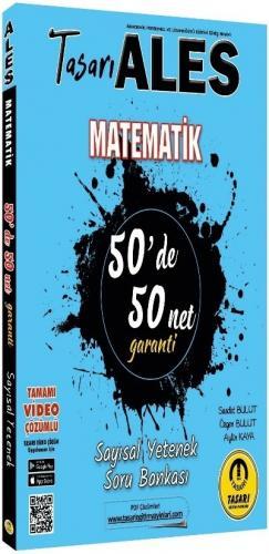 Tasarı Yayınları 2021 ALES Matematik 50 de 50 Net Sayısal Yetenek Soru