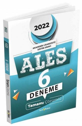 Tercih Akademi 2022 ALES Tamamı Çözümlü 6 Deneme Komisyon