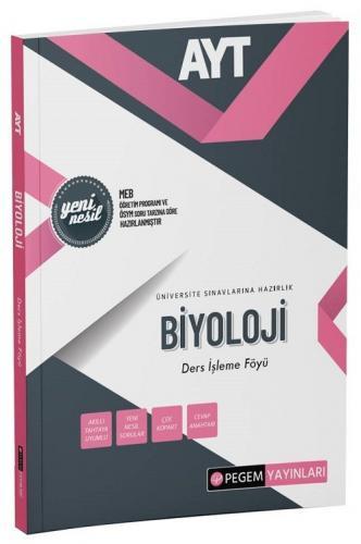 Pegem Yayınları AYT Biyoloji Ders İşleme Föyü Komisyon