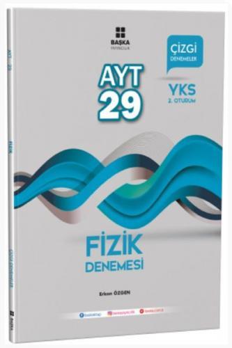 Başka YKS AYT Fizik 29 Deneme