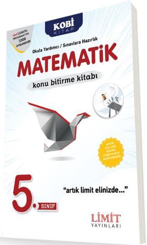 Limit 5. Sınıf Matematik Konu Bitirme Kitabı