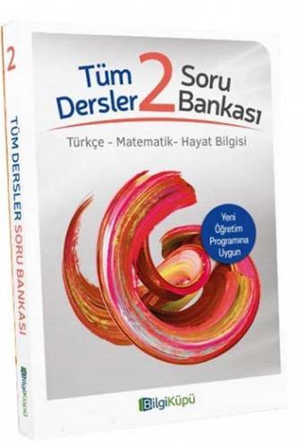 BilgiKüpü Yayınları 2. Sınıf Tüm Dersler Soru Bankası %25 indirimli Ko