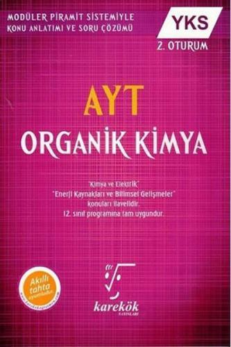 Karekök AYT Organik Kimya Konu Anlatımlı