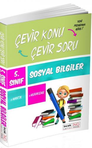 İnovasyon Yayıncılık 5. Sınıf Sosyal Bilgiler Çevir Konu Çevir Soru