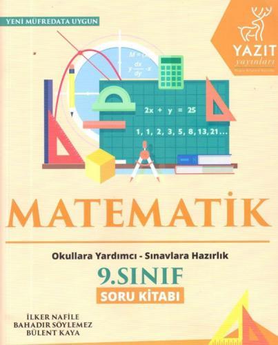 Yazıt 9. Sınıf Matematik Soru Kitabı