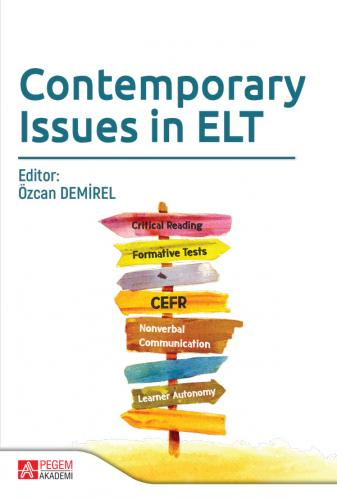 Pegem Akademi Contemporary Issues in ELT