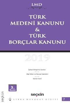 Seçkin Türk Medeni Kanunu & Türk Borçlar Kanunu