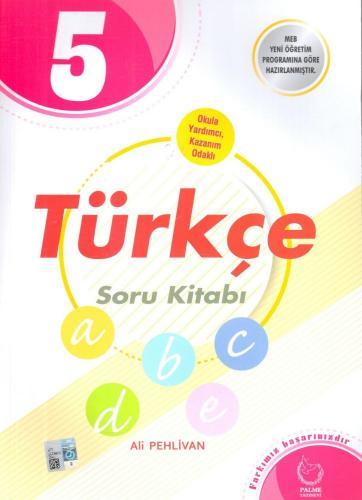 Palme 5. Sınıf Türkçe Soru Kitabı