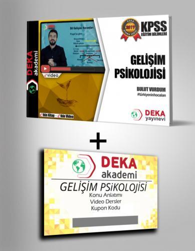 Deka Akademi KPSS Eğitim Bilimleri Gelişim Pisikolojisi Etkin Videolu Ders Notları