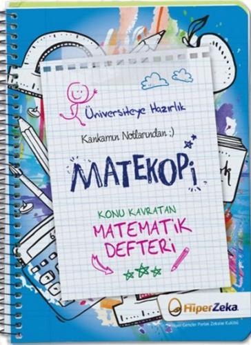 Hiper Zeka YKS Kankamın Notlarından Matekopi Konu Kavratan Matematik Defteri