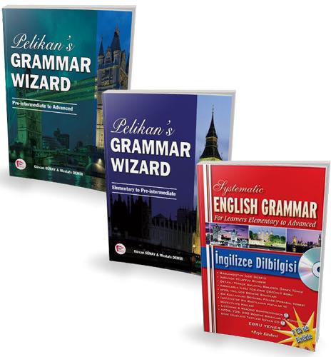 Yeni Başlayanlar için İngilizce Set