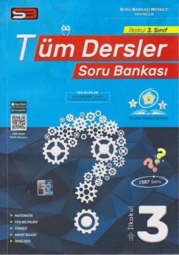 Soru Bankası Merkezi 3. Sınıf Tüm Dersler Soru Bankası %30 indirimli