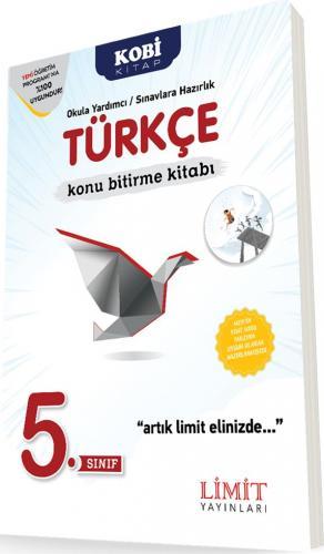 Limit 5. Sınıf Türkçe Konu Bitirme Kitabı