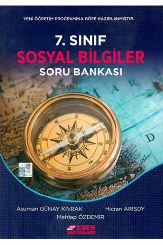 Esen 7. Sınıf Sosyal Bilgiler Soru Bankası Komisyon