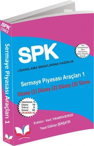 Roper SPK SPF Lisanslama 1003 Sermaye Piyasası Araçları-1 Düzey 1-2-3 Türev