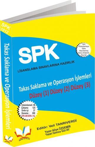 Roper SPK SPF Lisanslama 1012 Takas Saklama ve Operasyon İşlemleri Düz