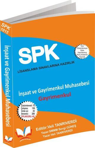 Roper SPK SPF Lisanslama 1015 İnşaat ve Gayrimenkul Muhasebesi Gayrimenkul