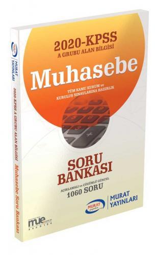 Murat Yayınları 2020 KPSS A Grubu Muhasebe Soru Bankası Komisyon