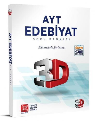 3D Yayınları AYT Edebiyat Soru Bankası