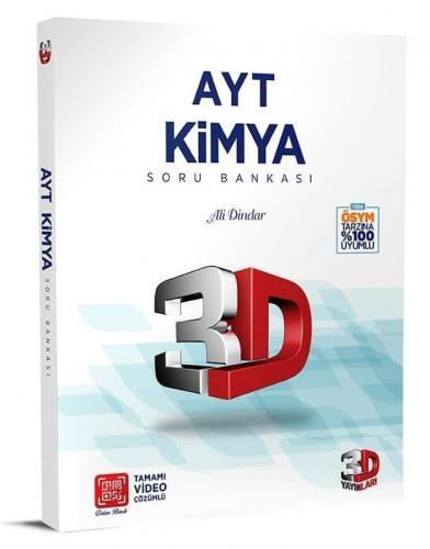 3D Yayınları AYT Kimya 3D Soru Bankası %35 indirimli Komisyon