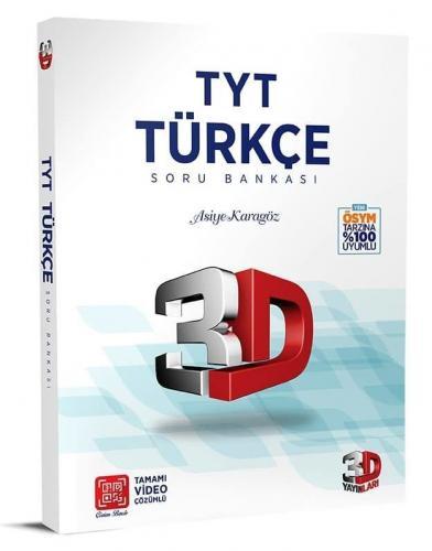 3D Yayınları TYT Türkçe 3D Soru Bankası