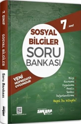 7. Sınıf Sosyal Bilgiler Soru Bankası - Ankara Yayıncılık