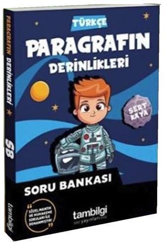 Tambilgi Yayınları Türkçe Paragrafın Derinlikleri Soru Bankası