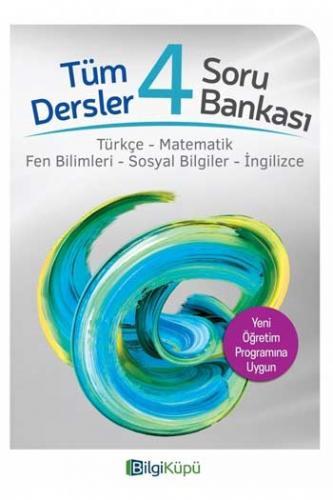BilgiKüpü Yayınları 4. Sınıf Tüm Dersler Soru Bankası Komisyon