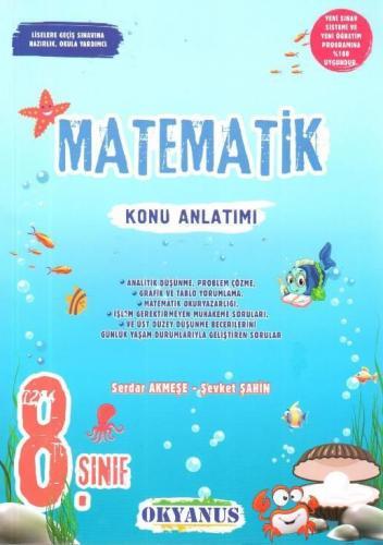 Okyanus 8. Sınıf Matematik Konu Anlatımlı