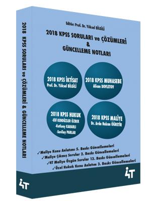 4T KPSS Soruları ve Çözümleri & Güncelleme Notları