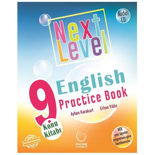 Palme  9. Sınıf Next Level English Practice Book Konu Anlatımlı