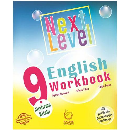 Palme 9. Sınıf Next Level English WorkBook Alıştırma Kitabı