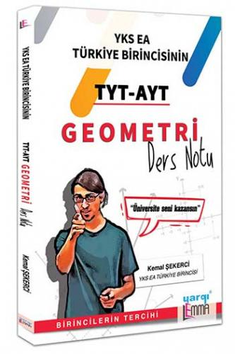 Yargı LEMMA YKS TYT-AYT Geometri Ders Notu