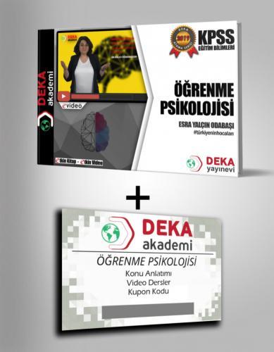 Deka Akademi KPSS Eğitim Bilimleri Öğrenme Pisikolojisi Etkin Videolu Ders Notları