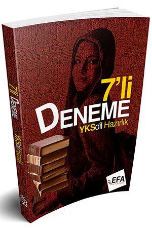 Benim Hocam Yayınları YKSDil Hazırlık 7 li Deneme Sınavı EFA SERİSİ