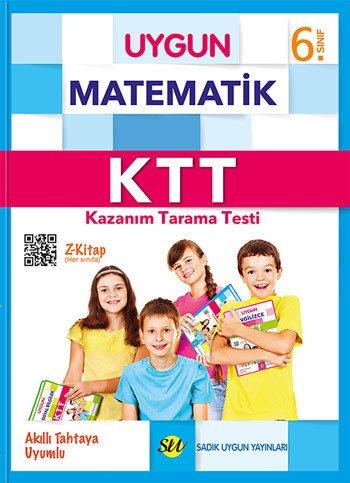 Sadık Uygun Yayınları 6. Sınıf Matematik Kazanım Tarama Testi