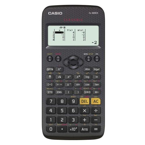 Casio Hesap Makinesi FX-82-EX Fonksiyon