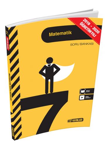 Hız Yayınları 7.Sınıf Matematik Soru Bankası