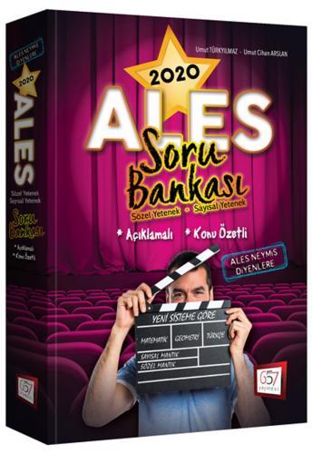 ALES Sözel Sayısal Yetenek Konu Özetli Açıklamalı Soru Bankası 2020 - 657 Yayınevi